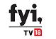FYI TV 18^