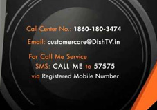 DishTV- DTH Helpline, Customer Care and Support