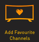 Add Favourite Channels