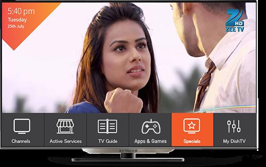 DishNXT HD Set Top Box | HD Set Top Box Price -DishTV