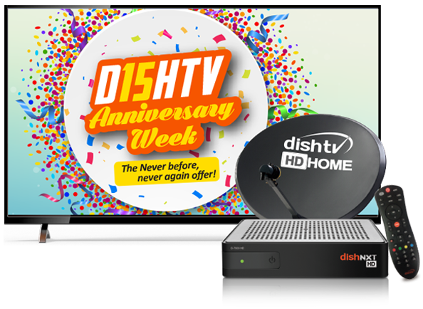 Set Top Box Price, Dish TV New Connection, Dish TV Set Top Box Price