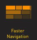 Faster Navigation